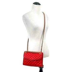 Rebecca Minkoff Mini Affair Quilted Leather Bag
